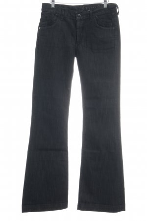 Citizens of Humanity Jeans bootcut noir style simple
