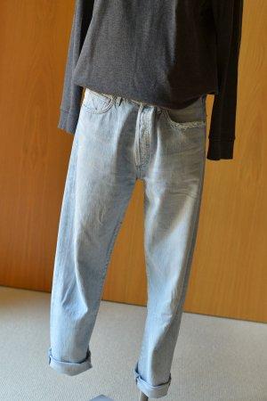 Citizens of Humanity Jeans boyfriend blu pallido-azzurro Cotone