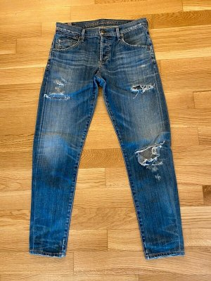 Citizens of Humanity Dylan Slim Fit Boyfriend Jeans I Size 25