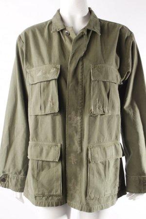 Citizens of Humanity Fieldjacket Used Look Khaki Jacke Größe M Military Jacket