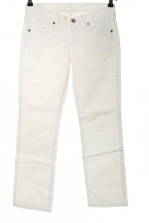 Citizens of Humanity Five-Pocket-Hose weiß Casual-Look