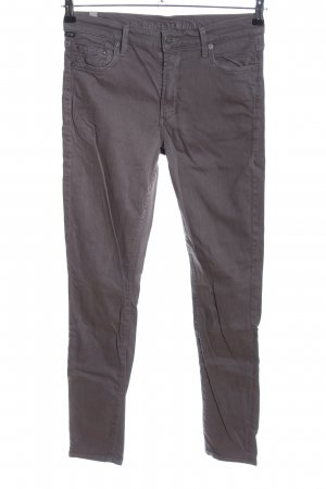 Citizens of Humanity Five-Pocket-Hose hellgrau Casual-Look
