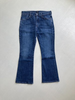 Citizens of humanity Fleetwood Crop Jeans 29 Denim Hose highrise