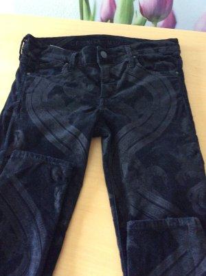Citizens of Humanity Jeans cigarette noir coton