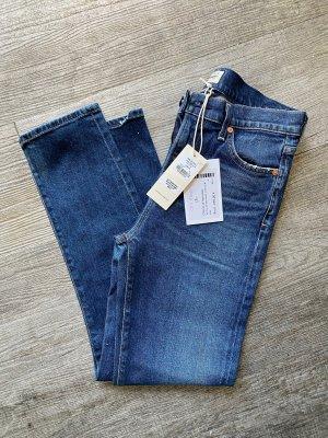 Citizens of Humanity Dopasowane jeansy niebieski