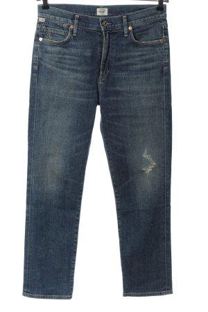 Citizens of Humanity Jeans a vita alta blu stile casual