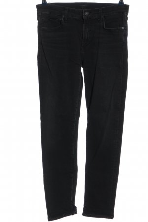 Citizens of Humanity High Waist Jeans schwarz Casual-Look