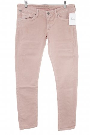 Citizens of Humanity Hüftjeans altrosa Casual-Look