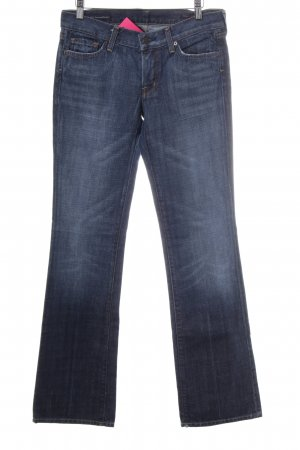 Citizens of Humanity Hüftjeans dunkelblau Casual-Look