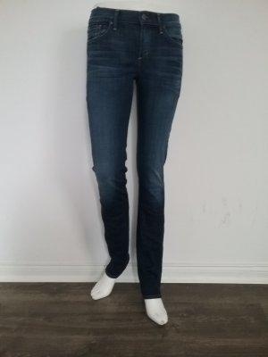 Citizens of Humanity Jeansy z prostymi nogawkami Wielokolorowy