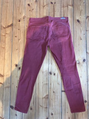 Citizens of Humanity Low-Rise Trousers russet