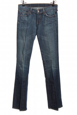 Citizens of Humanity Jeansschlaghose blau Casual-Look