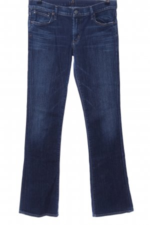 Citizens of Humanity Jeans a zampa d'elefante blu stile casual