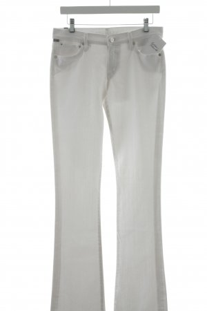 Citizens of Humanity Jeansschlaghose weiß Casual-Look