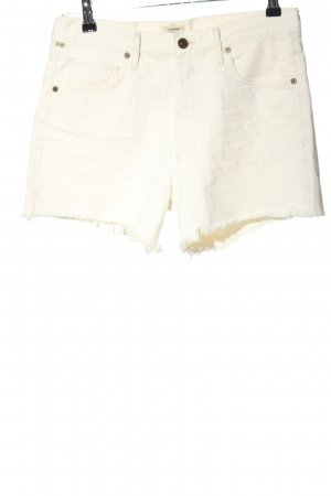 """Citizens of Humanity Jeansshorts """"Marlow"""" weiß"""