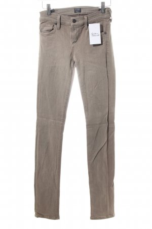Citizens of Humanity Jeggings grüngrau Casual-Look