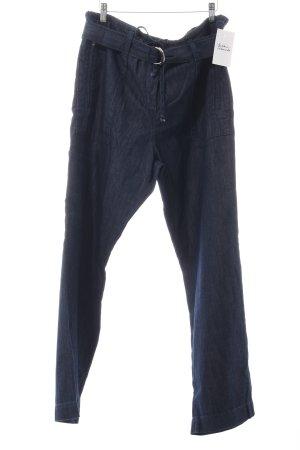 Citizens of Humanity Jeans large bleu foncé style décontracté