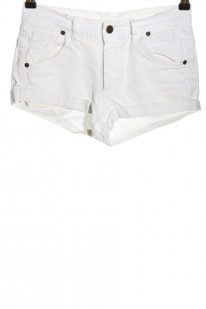 Citizens of Humanity Shorts weiß Casual-Look