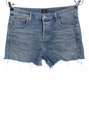 Citizens of Humanity Shorts blau Casual-Look