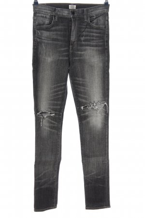Citizens of Humanity Skinny Jeans hellgrau Casual-Look