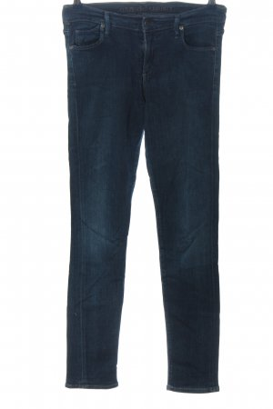 Citizens of Humanity Skinny Jeans blau Casual-Look