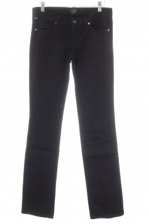 """Citizens of Humanity Skinny Jeans """"a"""" schwarz"""