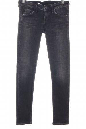 Citizens of Humanity Skinny Jeans dunkelbraun Casual-Look
