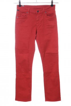 Citizens of Humanity Slim Jeans rot Casual-Look