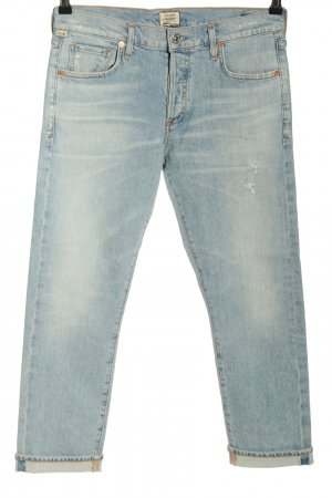 Citizens of Humanity Slim Jeans blau Casual-Look