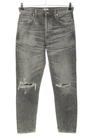 "Citizens of Humanity Slim Jeans ""Liya"" hellgrau"