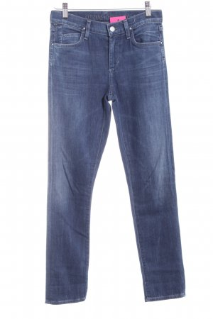 Citizens of Humanity Slim Jeans blau Used-Optik