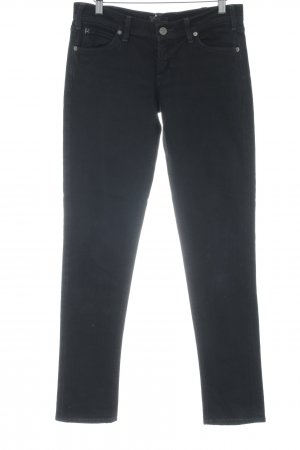 Citizens of Humanity Slim Jeans schwarz Casual-Look
