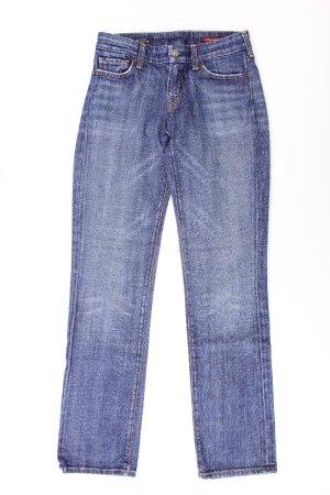 Citizens of Humanity Straight Jeans Größe W26 blau aus Baumwolle