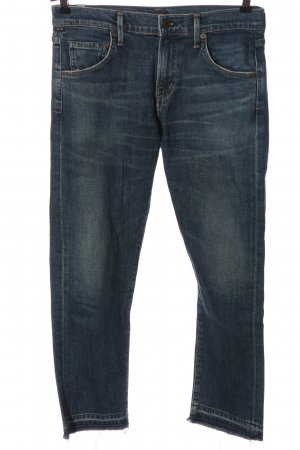 Citizens of Humanity 7/8 Jeans blau Casual-Look