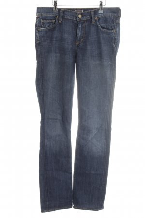 Citizens of Humanity Jeansy z prostymi nogawkami niebieski Jeansowy wygląd