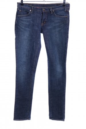 Citizens of Humanity Stretch jeans blauw casual uitstraling