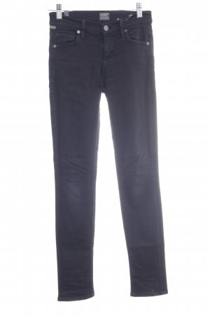 Citizens of Humanity Stretchhose schwarz Casual-Look