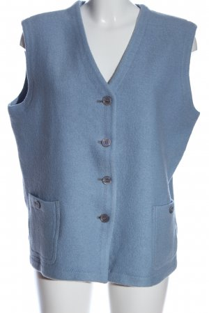city combi Knitted Vest blue casual look