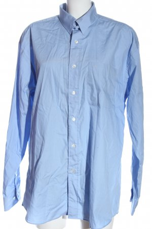 City line Long Sleeve Shirt blue business style