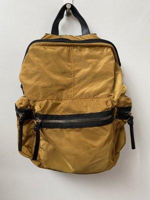 Daypack gold orange