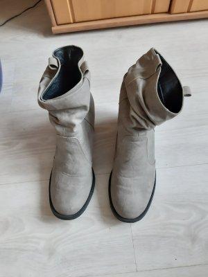 City Walk Stivaletto slip-on grigio chiaro
