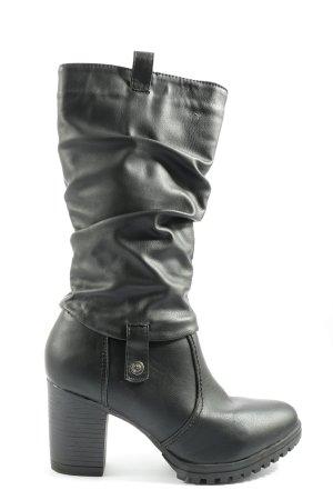 CityWalk High Heel Boots black casual look