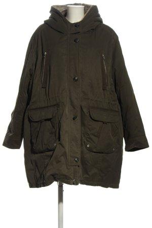 CJC Down Jacket khaki casual look
