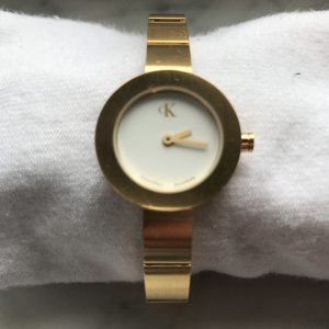 CK Armbanduhr Gold