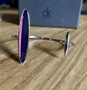 Calvin Klein Ajorca color plata-violeta oscuro