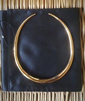 Calvin Klein Collar estilo collier bermejo-albaricoque metal