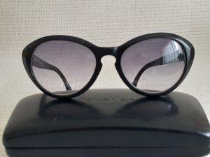 Calvin Klein Gafas mariposa negro