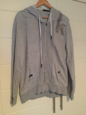 Calvin Klein Jeans Hoody light grey-grey