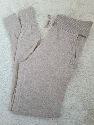 Calvin Klein Pantalón de lana beige claro