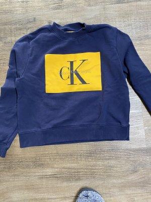 Calvin Klein Sweat Shirt blue